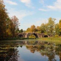 Валунный мост :: Лидия Вихарева