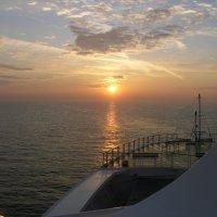 Рассвет в Атлантике :: Kamyshlov Victor