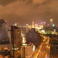 Ночной Шанхай :: Kamyshlov Victor