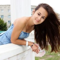 Портрет девушки :: Ирина Слукина