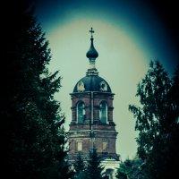 церковь :: Александр Воронов