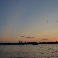 Где-то в конце концов взойдет солнце... :: Мария Кондрашова