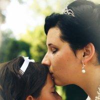 первая свадьба :: Ксения Коша