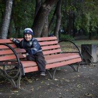 В парке :: Екатерина Рудник