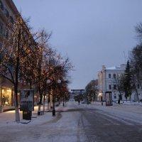 Утренний город Пенза :: Борис Назаров