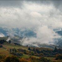 / Горы дышат облаками ... / :: Влад Соколовский