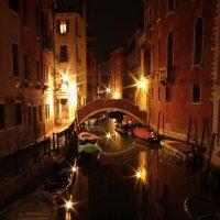 Венеция, вечер :: Erizo Espinoso