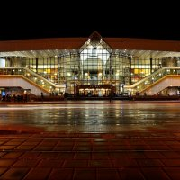 Вокзал :: Павел Сущёнок