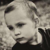 Маленький мужчина :: Ivan Lisenko