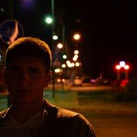 Ночной портрет :: Сергей Попенко