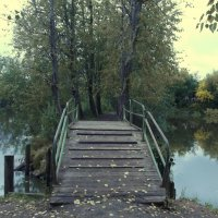 горбатый мостик :: Сергей Кочнев
