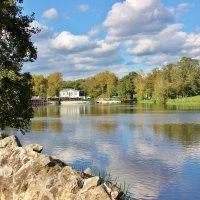 Осенний пейзаж :: Ирина Слукина