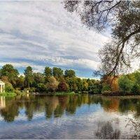 Осенний парк :: Алексей Говорушкин