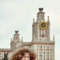 Экзаменов надо бояться, иначе они решают, что их не уважают, и не сдаются.. :: Ирина Данилова