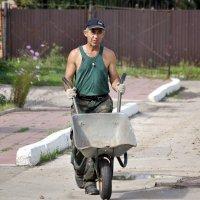 Почти мотоциклист... :: Алексей Бубнов