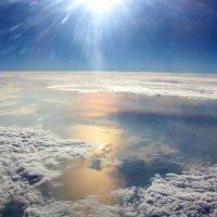 10000 м над морем :: Ирина Слукина