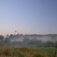 Утро туманное, утро седое... :: demyanikita