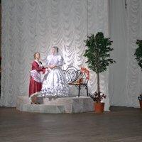 На пушкинском фестивале :: Ольга