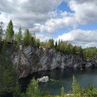 Мраморный каньон..... :: Наталия Павлова