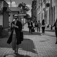 На улице :: Елена Берсенёва