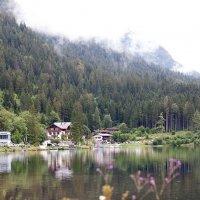 на озере :: vladimir