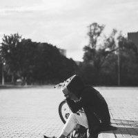 Мужская съёмка :: Ирина Клаптенко