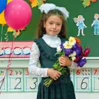 Первый раз в Первый класс :: Дмитрий Конев