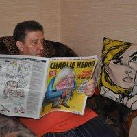 Charlie Hebdo - страшный французский журнал. Одни карикатуры! :: Борис