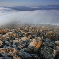 Каменная река... :: Станислав Иншаков