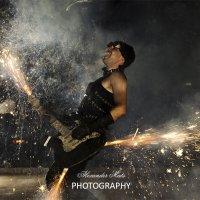 Музыкальный взрыв :: Александр Мац