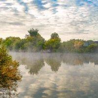 Утро туманное. :: Александр Леонов