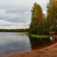 Медное озеро :: евгения