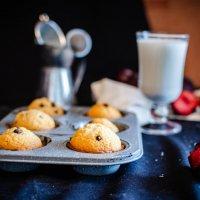 Апельсиновый кексы с шоколадом :: Наталья Татьянина