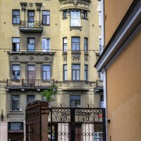 Санкт-Петербург В.О. :: Игорь Свет