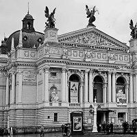 Театр оперы и балета... :: Petr Vinogradov