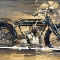 Sundeam 4hp (Луч солнца), 1916-1918, Великобритания :: Наталья Т