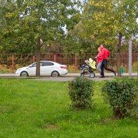 Папа, мама, я - спортивная семья! :: Валерий Иванович