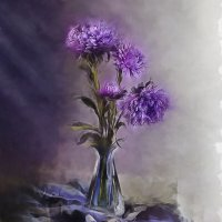 осенние цветы :: Viacheslav Krasnoperov
