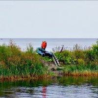 Путь на Ладогу. Весь мир на ладони!.. :: Кай-8 (Ярослав) Забелин