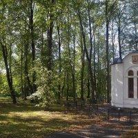 Великие Луки,  Екатерининская часовня, 19 сентября 2020... :: Владимир Павлов