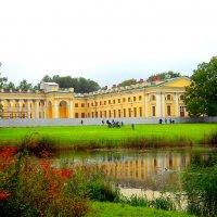 Реставрация Александровского дворца в ЦС продолжается - 4 :: Сергей