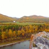 Осень на Тропе предков :: Любовь Иванова
