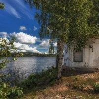 Волга, Плёс :: Serge Riazanov