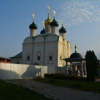 Зарайск. Храм Николая Чудотворца. :: Yulia Raspopova