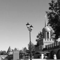 Башня Одоевских ворот :: Петр Ваницын