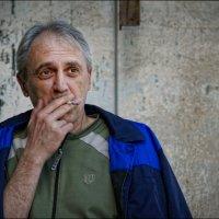 Портрет Бориса Барышевского :: Сергей Порфирьев