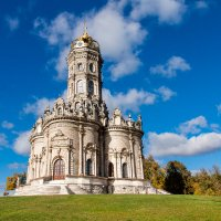 Дубровицкая церковь :: Ольга Гуськова