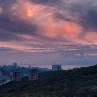 Каждый закат-это начало очень-очень яркого и большого рассвета… :: Евгений Кучеренко