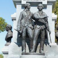 Фрагмент  памятника :: Валентин Семчишин