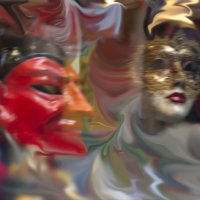 Весь мир-театр :: liudmila drake